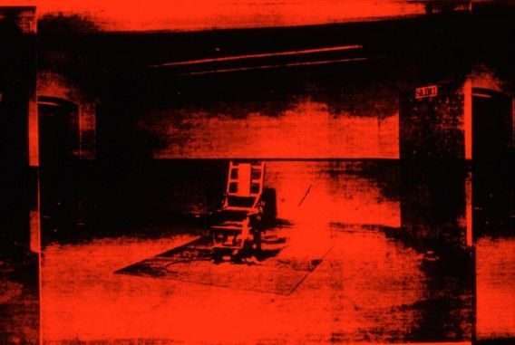 andy warhol red disaster 1965