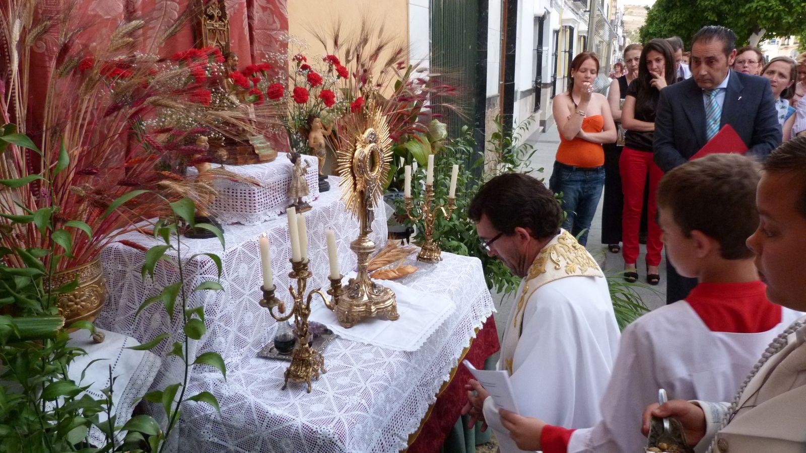 Pasacalles Corpus 2012