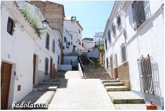 Calle Autonomia Badolatosa
