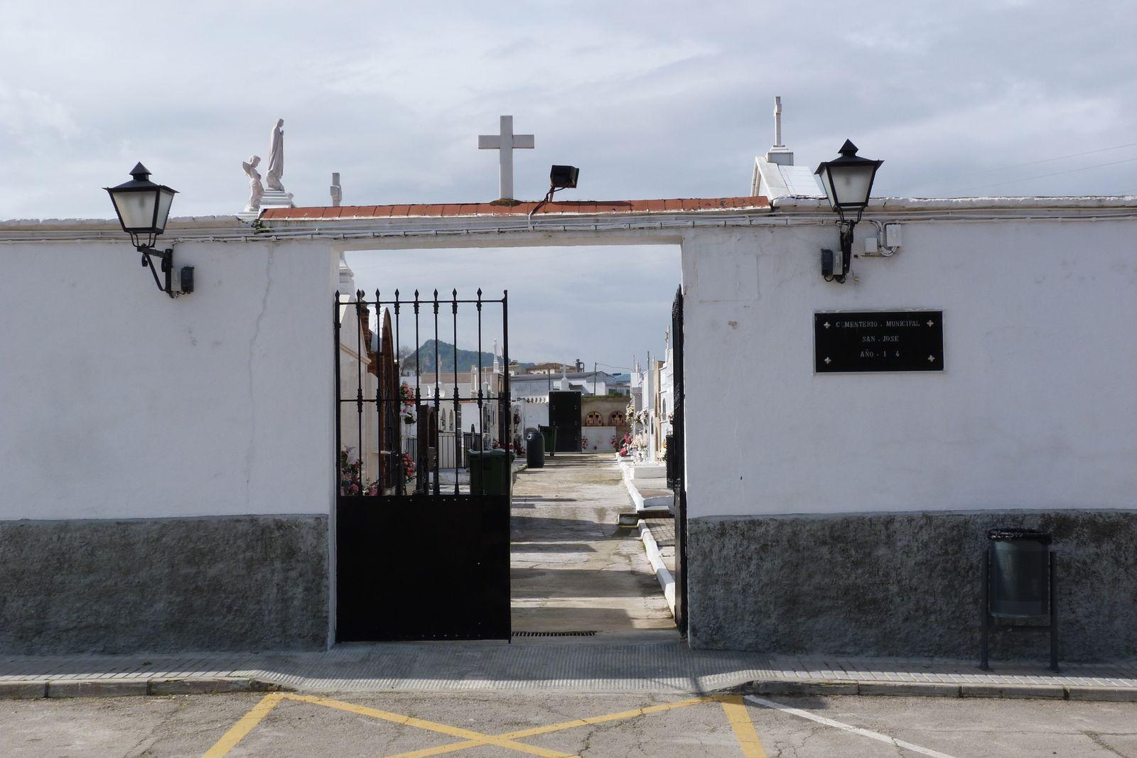 Cementerio San José de Badolatosa 2013