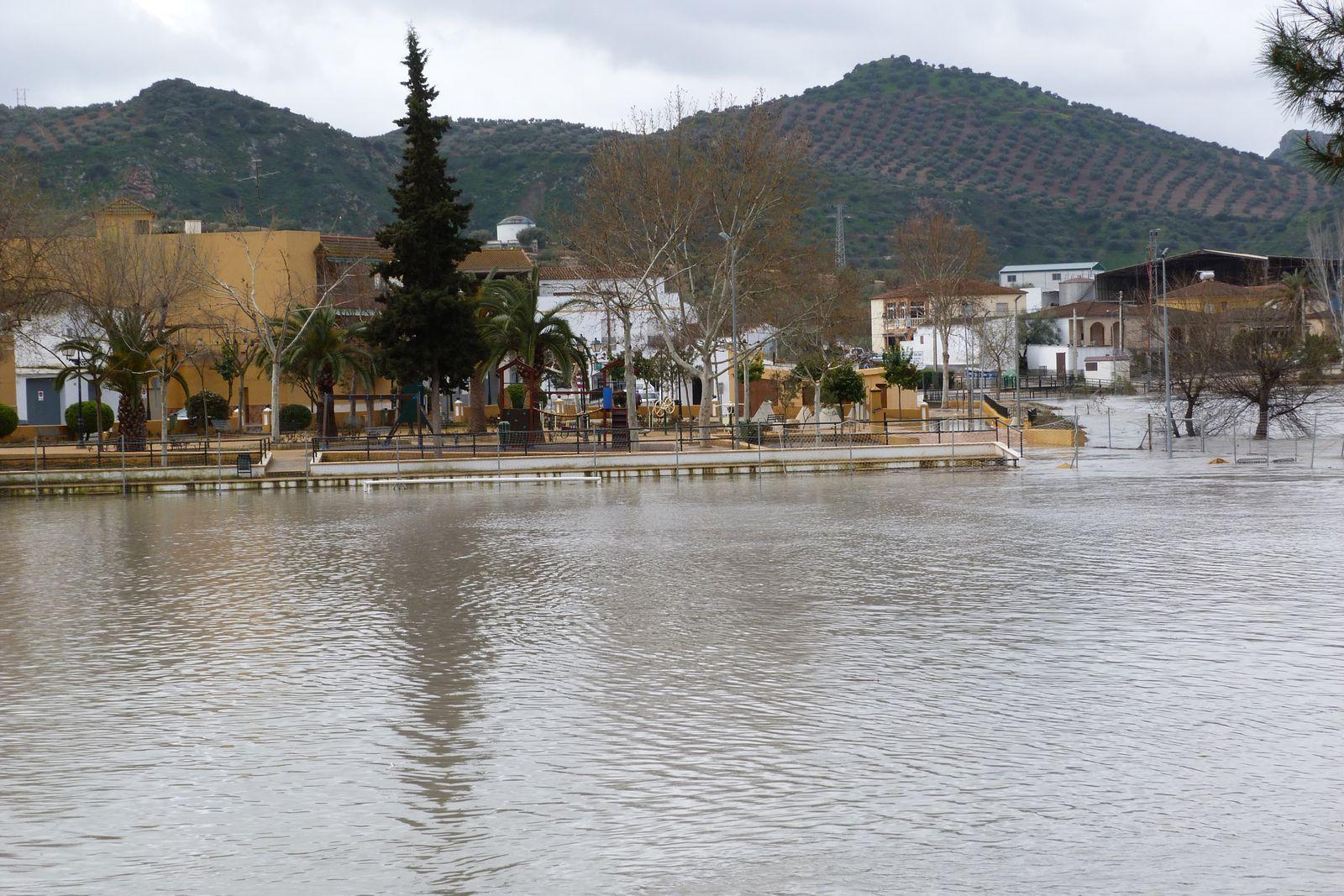 Inundaciones Jauja 24-03-2013