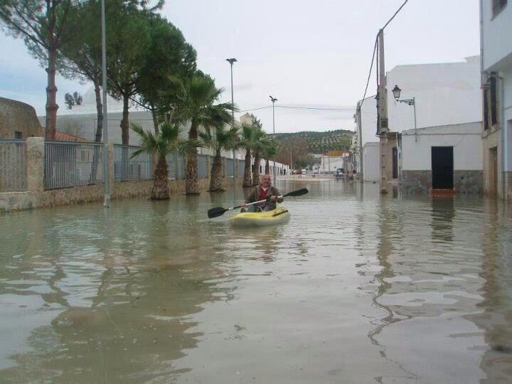 Río Genil Badolatosa 20-03-2013