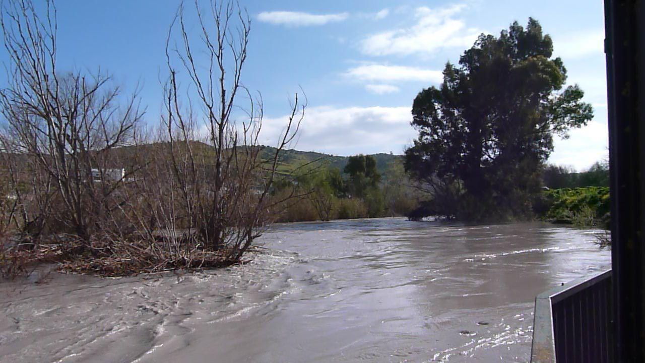 Río Genil Badolatosa 24-03-2013