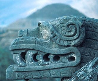 serpent plumes teotihuacan
