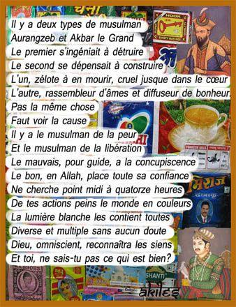akbar, aurangzeb, inde, islam, maroudiji