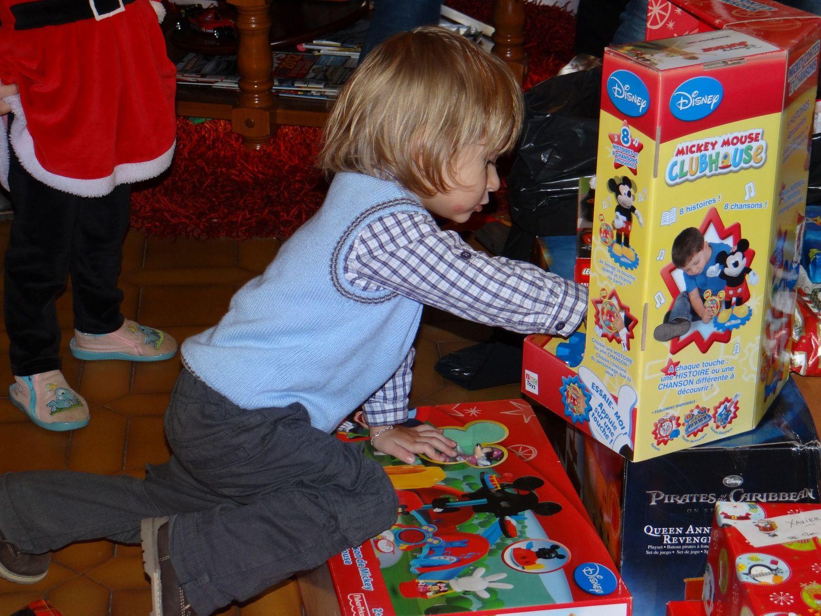 Période de Noël 2012 entre le réveillon, jour de Noël ...