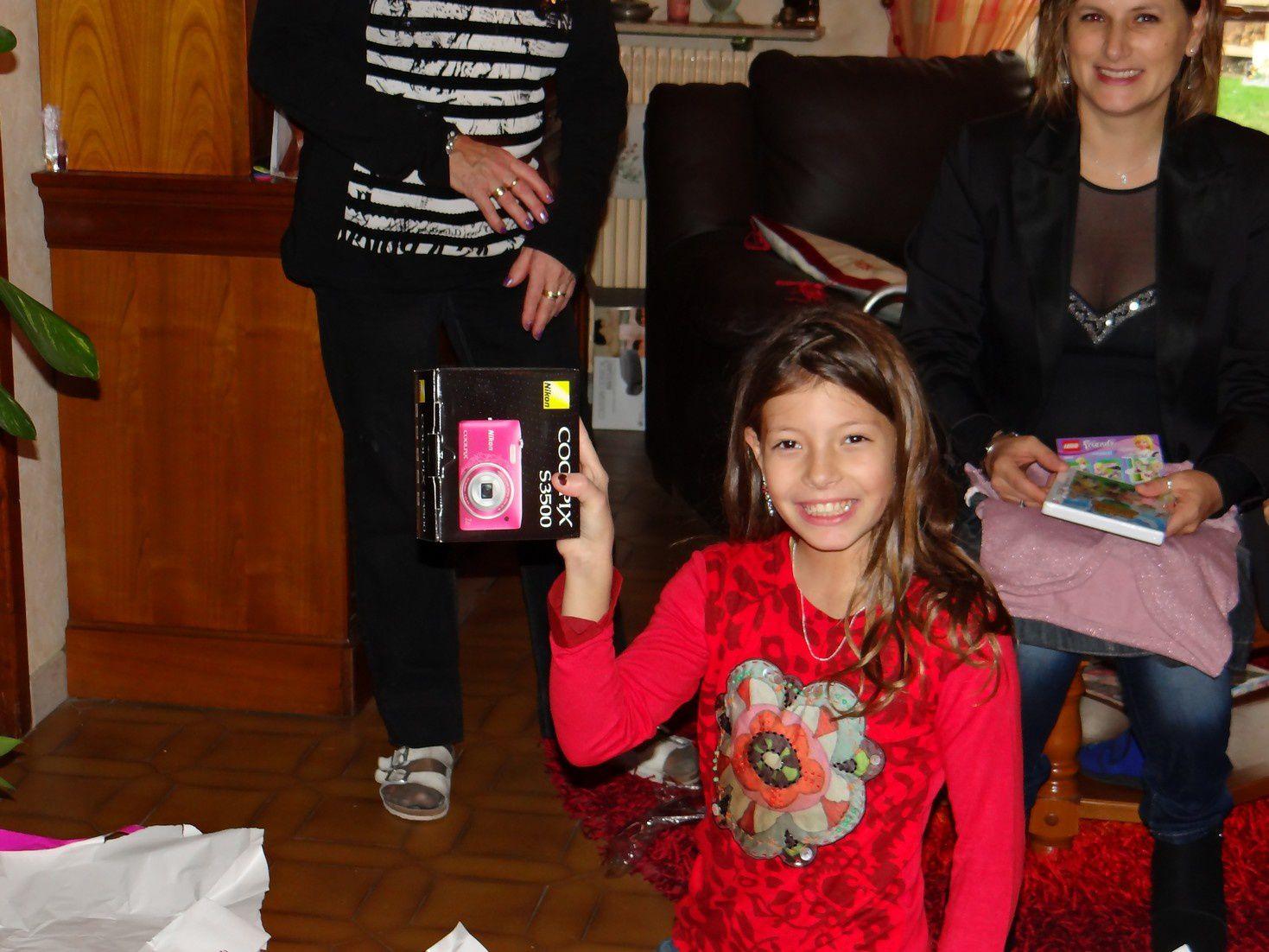 Réveillon de Noël et jour de Noël pour l'année 2013.
