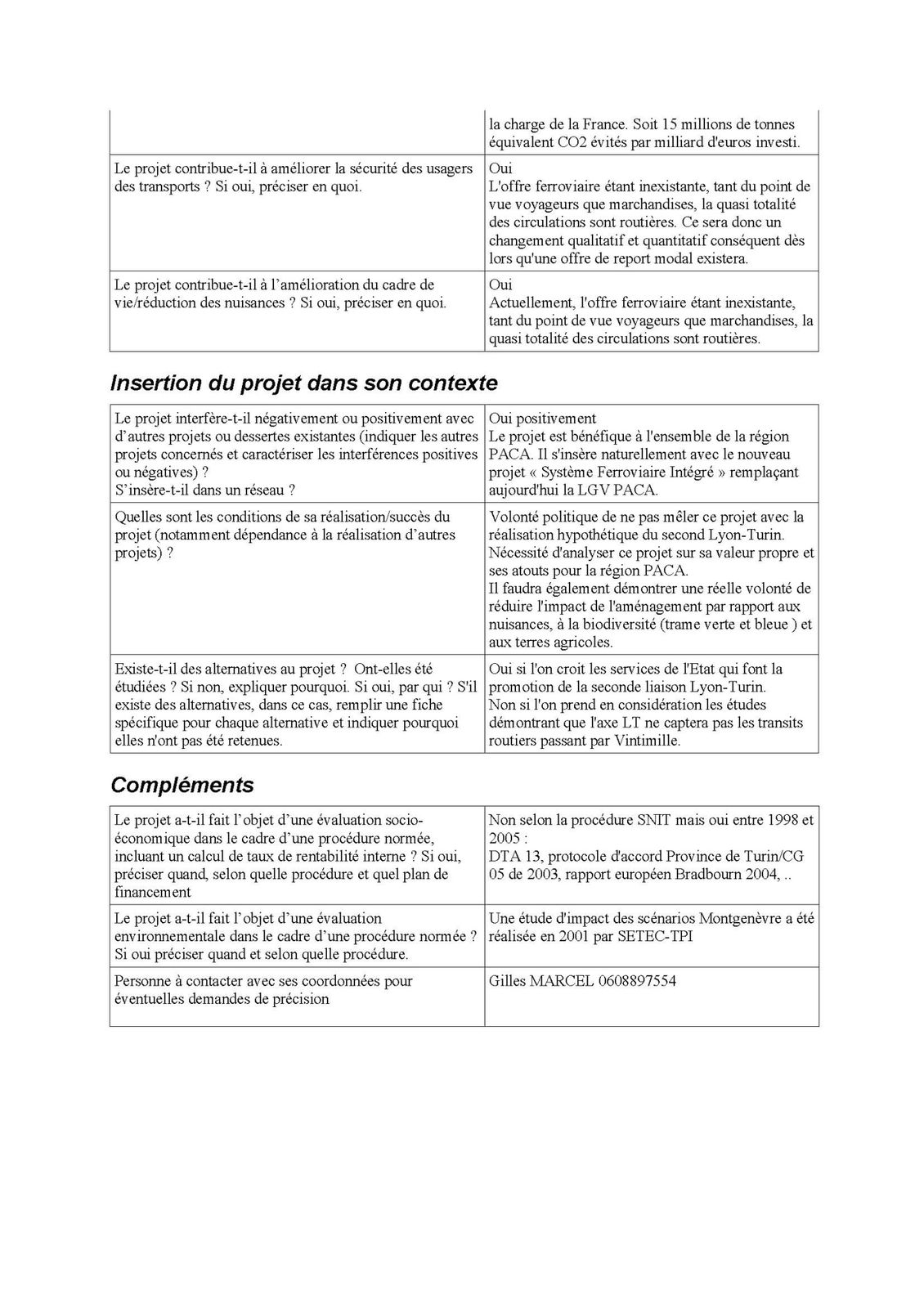 PROJET MARSEILLE TURIN Page 4