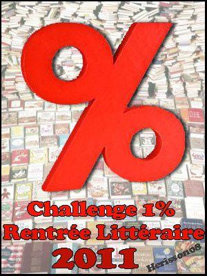 1 % Rentrée Litt 2011 RL2011b