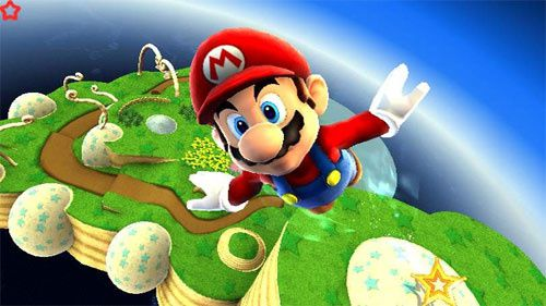 Super Mario Galaxy image 02