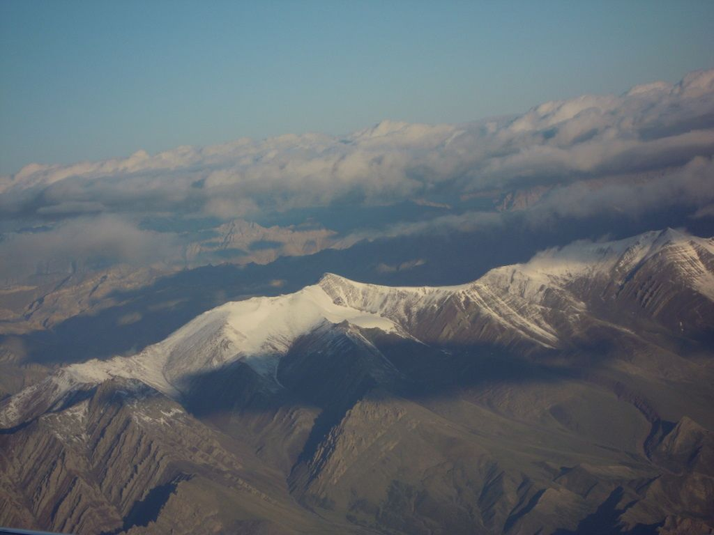 Juillet 2011. 1er voyage en Asie. Un aperçu de l'Inde entre Delhi et le Laddak