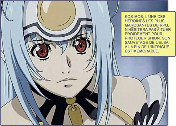 Xenosaga Anime 3