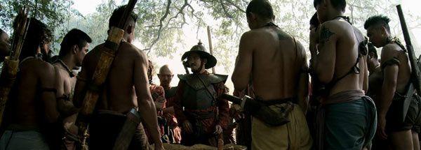 guerriers birmans