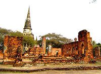 Royal PalaceAyutthaya