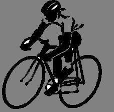 cycliste.s f