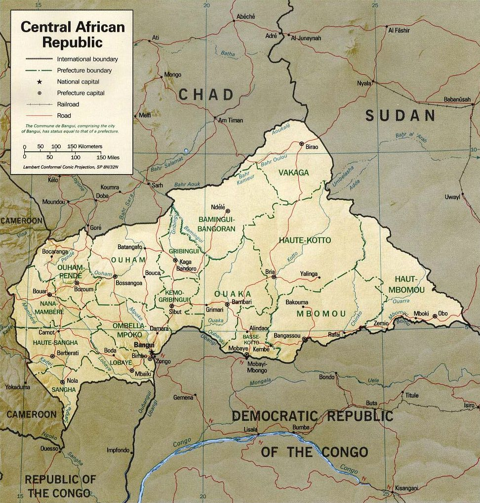 Africa Maghreb Rp Defense Country Boots Zongos Rebels Ambush Army Convoy In Central African Republic