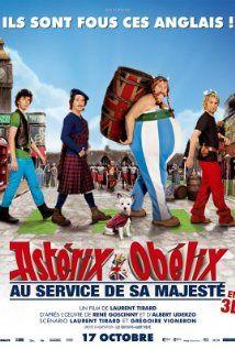 asterix et obelix au service