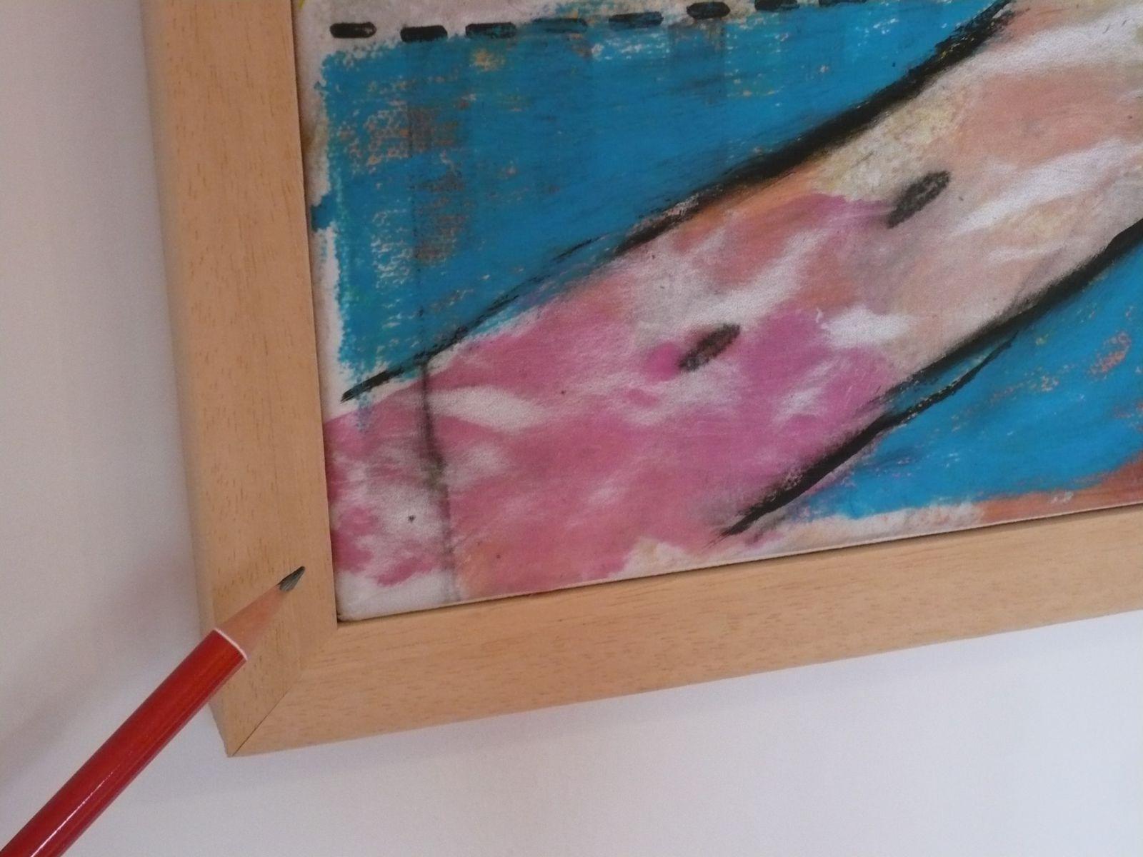 Comment Encadrer Une Toile faire encadrer des toiles et tableaux - l'atelier d