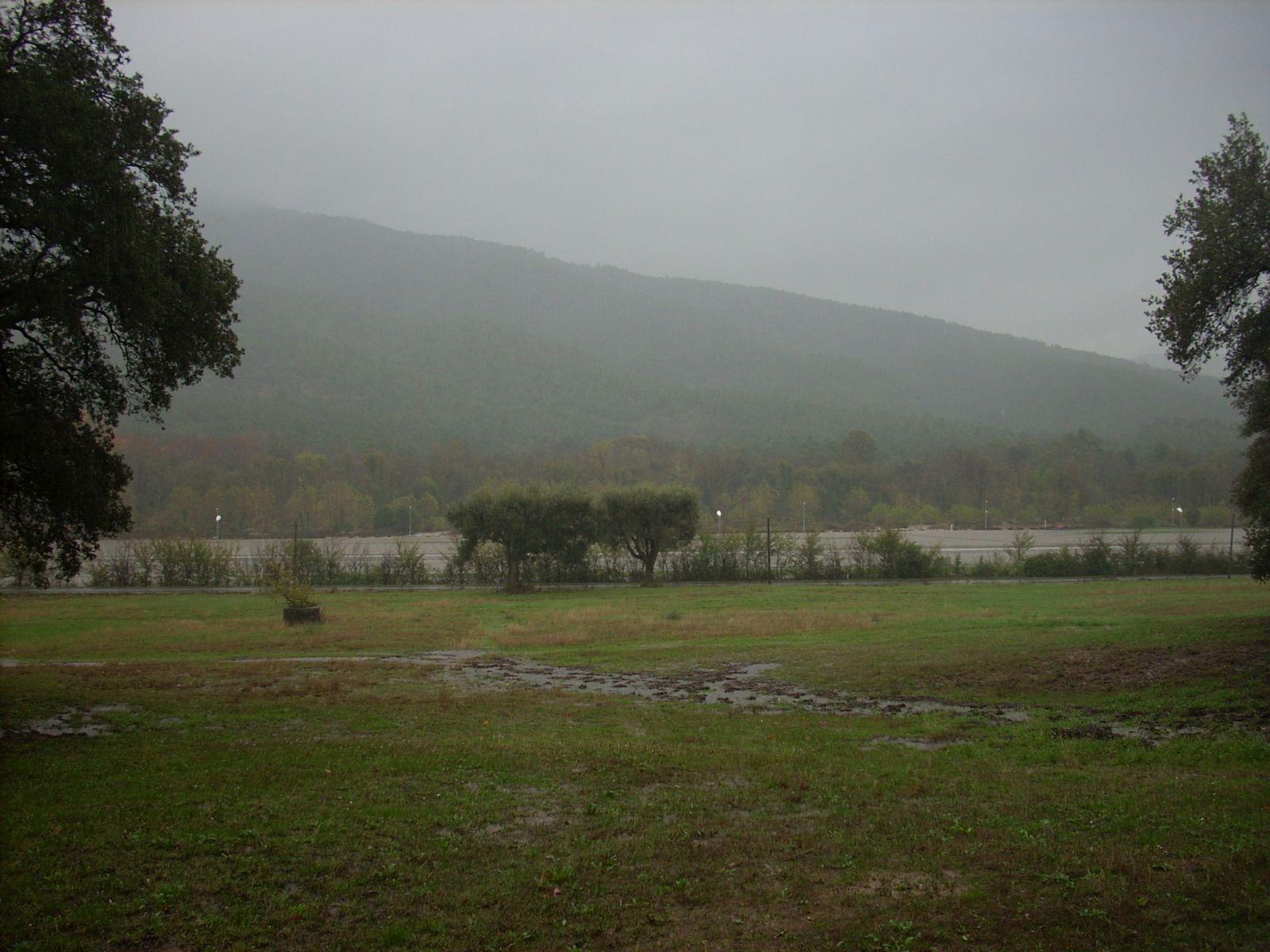 Inondations, quelques images d'années précédentes