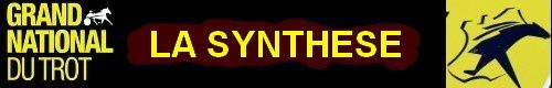 GNT synthese