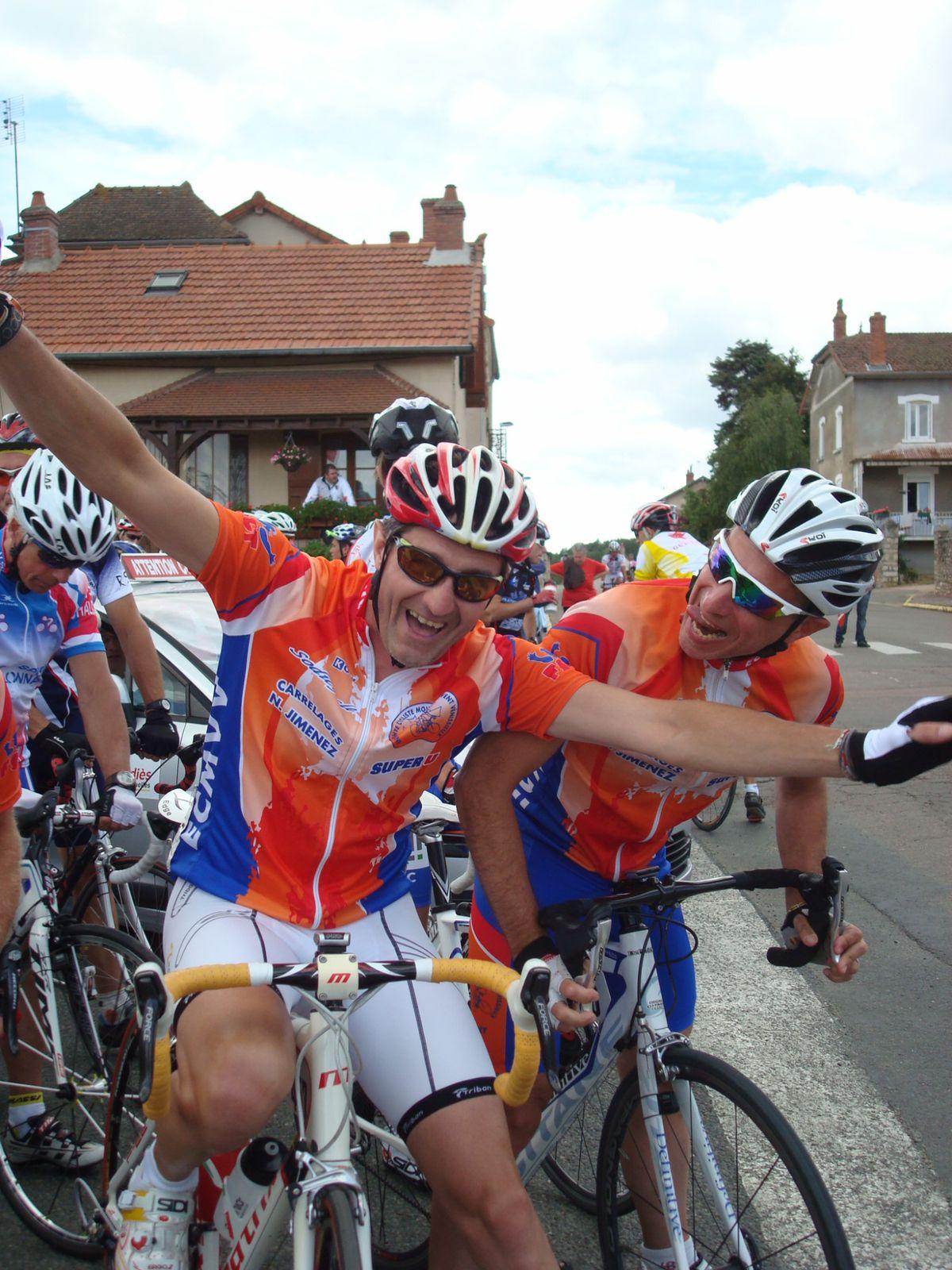 quelques photos de la route de saône et loire 2011 . de bons souvenirs !