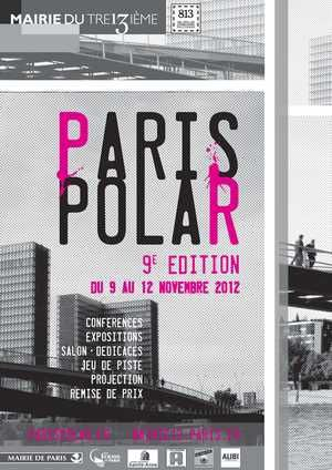 affiche paris-polar A3 2012
