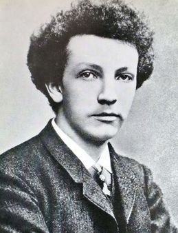 1 Der junge Richard Strauss | Source | Author JosefLehmkuhl | Date Ju