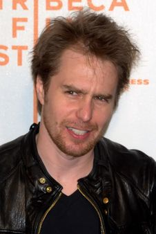 1 Sam Rockwell  at the 2009 Tribeca Film Festival  for the premiere of