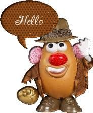 hello potato-head