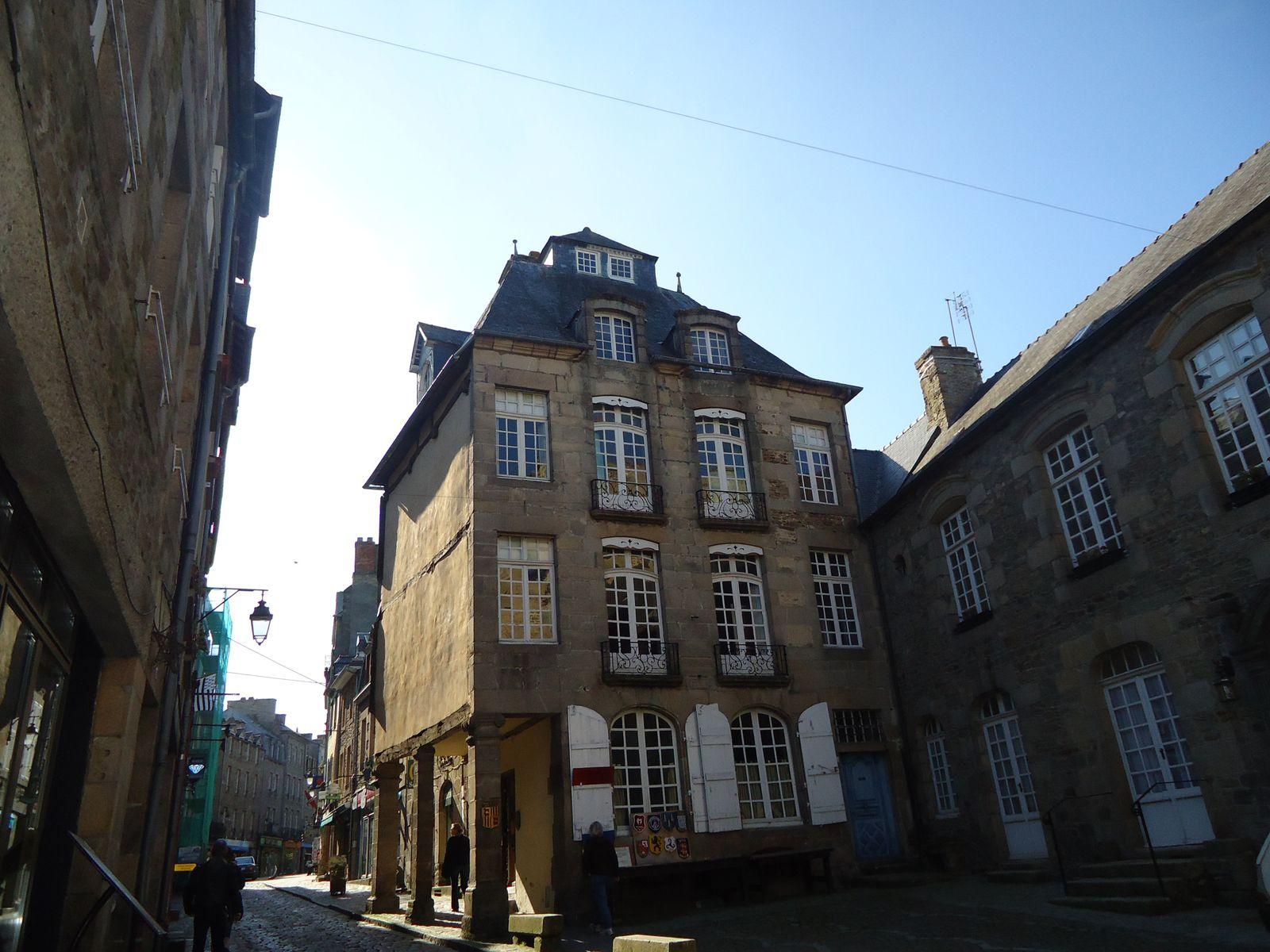 Notre séjour en Bretagne du 05/04/2014 au 12/04/2014