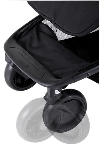 mb nano feature 1 swivel wheels