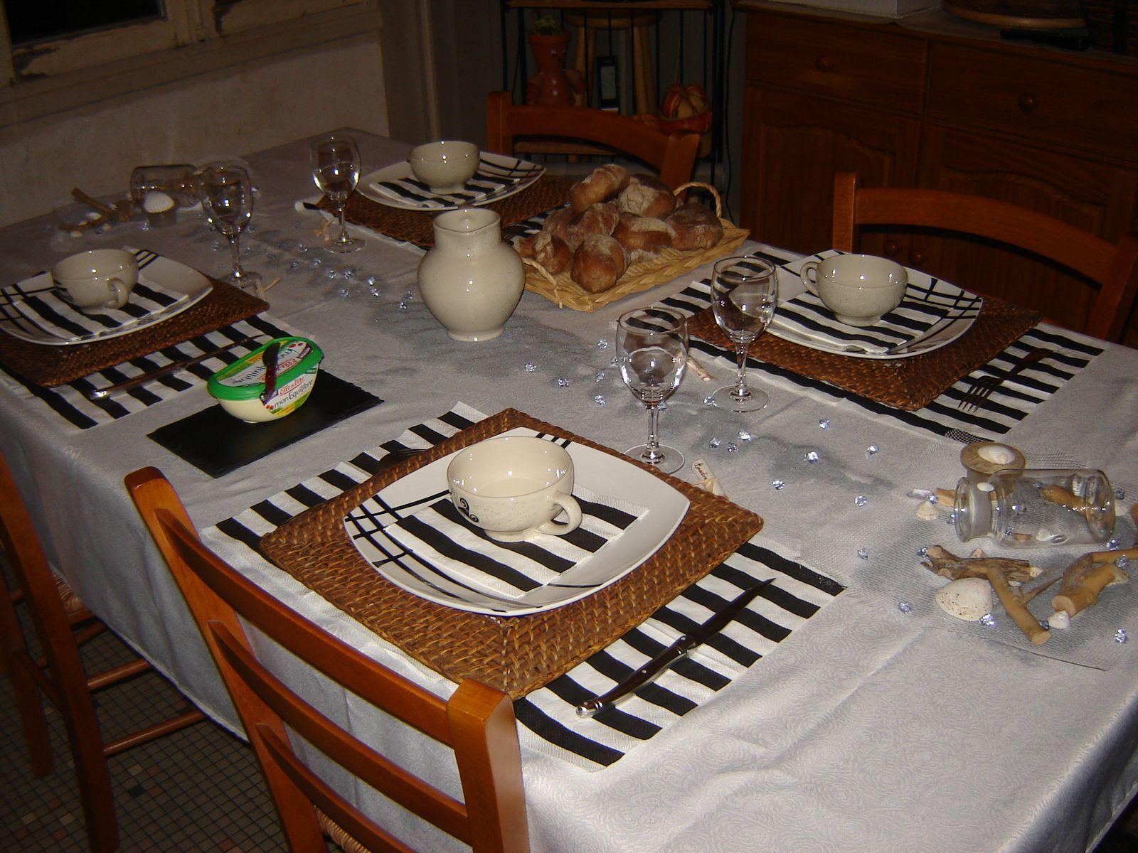 Deco De Table Bretonne album - deco de table - quand mimi crée (le blog de mimi)